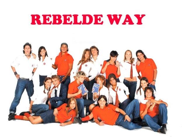 Rebelde Way, Temporada 1 y 2 | Argentina de Novela